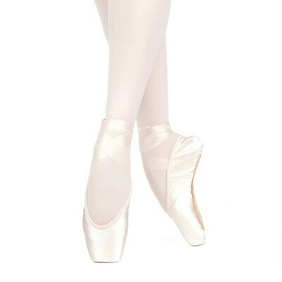 Russian Pointe Shoes Lumina Size 36 Width 4