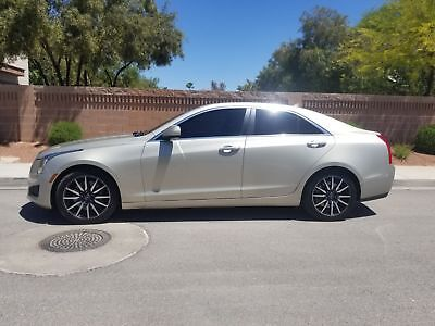 2013 Cadillac ATS LUXURY 2013 CADILLAC ATS LUXURY.....Low miles 29k