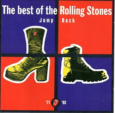 The Rolling Stones – Jump Back The Best Of The Rolling Stones '71 - 93 CD 1993