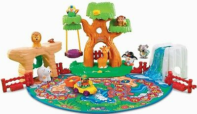 Little People A-Z Learning Zoo Playset Fisher Price Brand