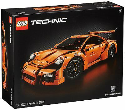 LEGO Technic Porsche 911 GT3 RS 42056 new sealed FREE INTERNATIONAL SHIPPING