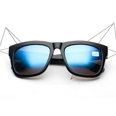 Blue Near Sighted Short Distance SUNGLASSES Myopia Diopter -1.0 to -3.00