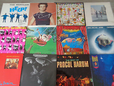 Rock 39 vinyl Sammlung  Beatles Pink Floyd  Little Feat Pavlos Dog James Taylor