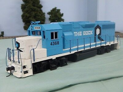 Weaver O Scale 2 rail Rock Island Diesel Locomotive