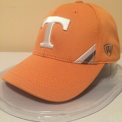 NCAA Tennessee Volunteers OSFA One-Fit Fitted Hat by Top of the World