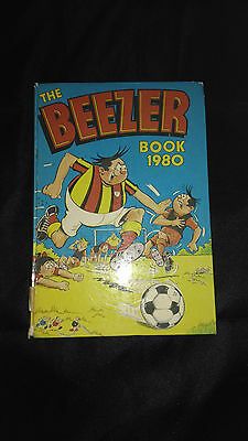 The Beezer Book 1980 Vintage Comic Annual