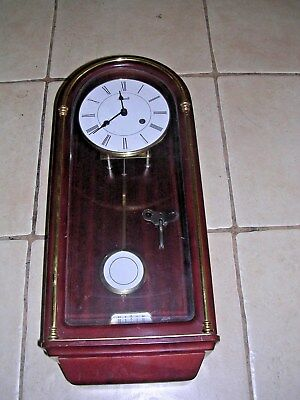 Clock  Parts ,  Hermle  Wall Clock , G.w.o. Ting  Tang