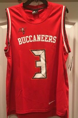 Hot JAMEIS WINSTON TAMPA Bay Buccaneers Tottler Jersey Nike Authentic  free shipping