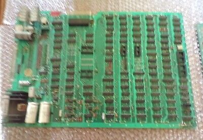 Midway arcade pcb board lot of 2 pac man , galaxian for repair