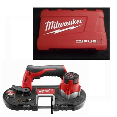 Milwaukee M12 12V Li-Ion Sub-Compact Band Saw (Bare Tool) 2429-20 NEW with CASE
