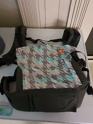 """Tula Baby Carrier- Standard - """"Finley"""" + infant insert - Great condition"""