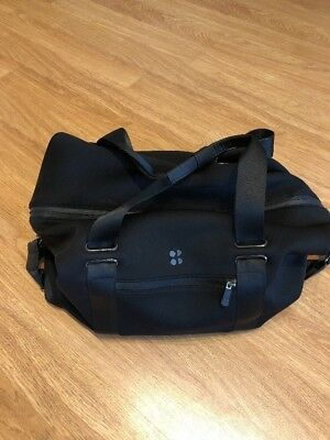 Sweaty Betty Delux Studio Hold All Bag weekend gym travel bag rrp £140
