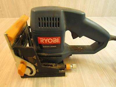 Ryobi Power Tool Electric Biscuit Joiner JM81 In Plastic Case Tested