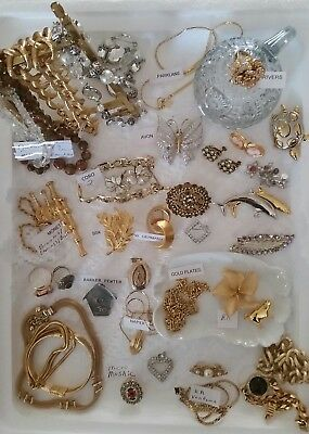 Lot of 38 pieces Vintage, good to very good Coro Monet Avon W Germany more