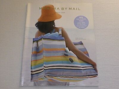 Martha By Mail catalog SUMMER 2001 Excellent Condition Accessories + Style + Art