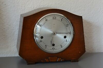 ENFIELD Westminster chime mantle clock. Made in England. Working order