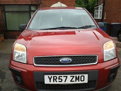 Ford Fusion Zetec Climate 2007