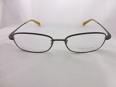 a122fee9cabfc Paul Smith Eyeglasses Frame Metal Glasses Mod. PS172 Retro Free Shipping