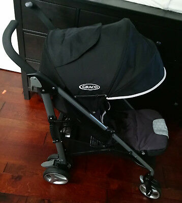 Graco Breaze Click Connect Travel System (Stroller, Infant Car Seat w/ Base)