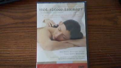 Hot Stone Therapy: An Instructional Video for Full Body Stone Massage DVD