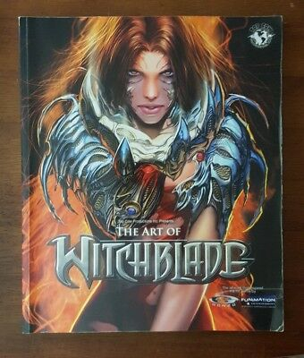 The Art of WITCHBLADE - Michael Turner SILVESTRI Sejic CHOI Bachalo CHO