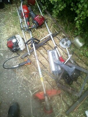 Petrol strimmers spares or repairs NO RESERVE
