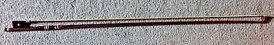 Fabulous rare Emile Dupree Violin Bow in excellent condition