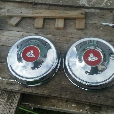 EJ Holden Hubcaps x 2