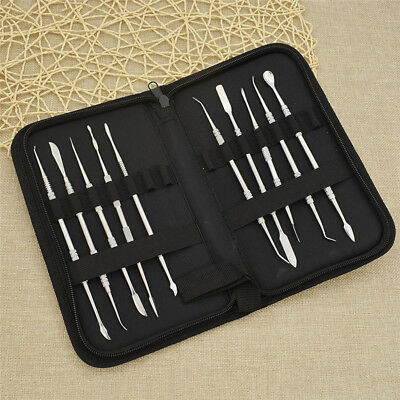 10pcs/Set Stainless Steel Clay Sculpture Tools Sculpting Kit Model Candle Crafts