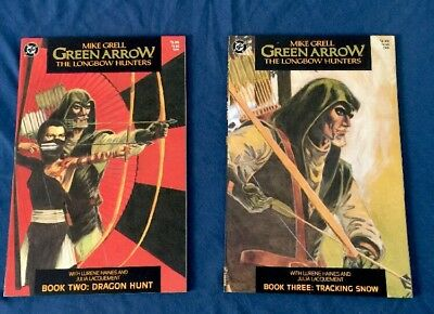 green arrow longbow hunters 2-3 NM