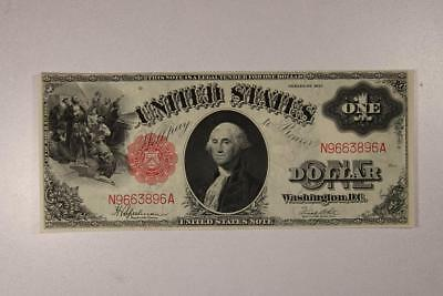 1917 Large Size $1 United States Legal Tender Note *Choice CU Crisp Unc*