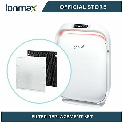 Ionmax ION450 Air Purifier Replacement Filters - HEPA, Carbon Filter, Pre-Filter