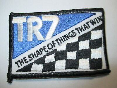 TR7 The Shape Of Things That Win Patch OLD