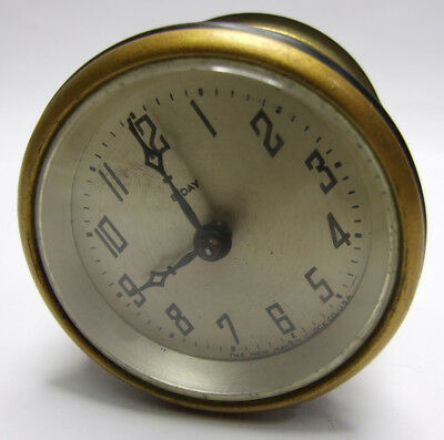 Vintage 8 Day New Haven Clock Co. Insert Clock