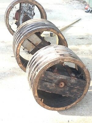 Line Shaft Wheels/pulley