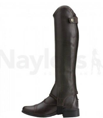 Childs Brown Leather Ariat Chaps