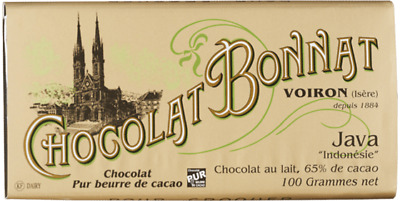 Java Chocolate by Bonnat - 65% Cocoa