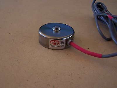 50kg LOW PROFILE COMPRESSION LOAD CELL. PT. BRAND NEW.