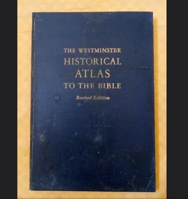 THE Westminster Historical Atlas to the Bible. London 1957.