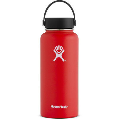 Hydro Flask Standard Mouth 40oz with flex cap - 3 Colours