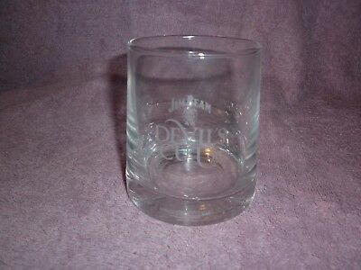 Jim Beam Devil Cult Glass 90 Old Collectable Unused
