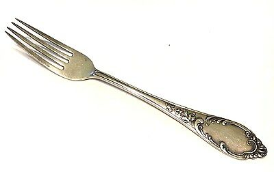 Antique RUSSIA 875 silver fork, 66.88 gr. N554