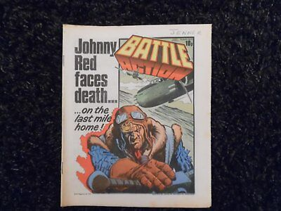 Battle Action Comic 12Th May 1979