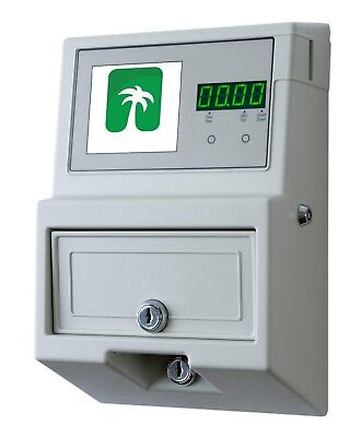 TIM30 Coin Timer Programmable Electric Digital Meter 20p £1 Snooker Pool Sunbed