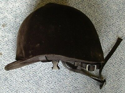 Tesco branded Riding hat size 6.7/8 - 56
