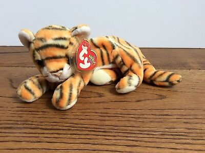 Ty Beanie Babies India 2000 - Original Tag Protected