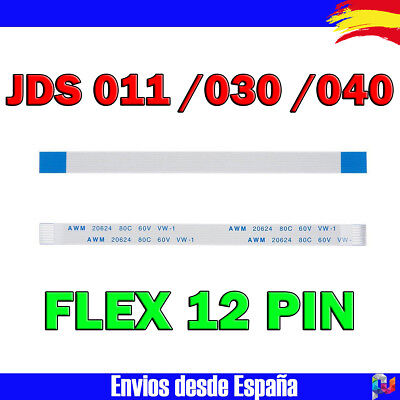 Flex Para Mando Ps4 Playstation 4 Jds 011 Jds 030 Jds 040 Jds 050 Jds 055 12 Pin
