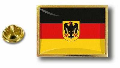 pins pin badge pin's metal  pince papillon drapeau allemagne aigle allemand