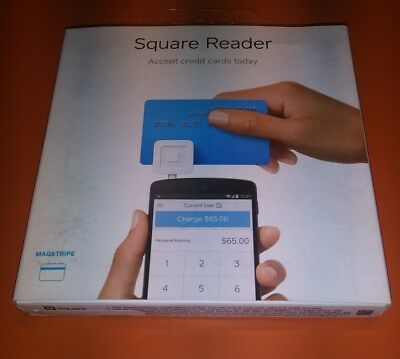 Square Reader MagStripe Credit Card Reader *NEW*