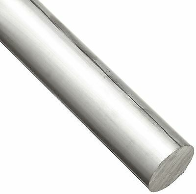 "5 PC 3/4"" Diameter 6061 Aluminum Round Rod - 10"" Length - Lathe Bar Stock"